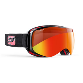 Julbo Starwind Snow Tiger Goggles Black Camo/Red